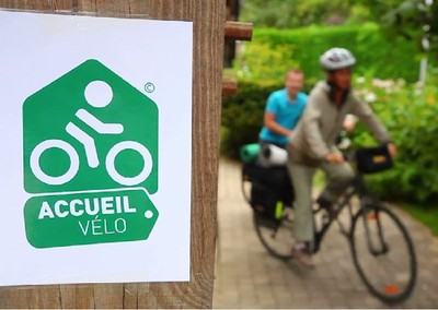 'Accueil Vélo' cycle friendly quality label