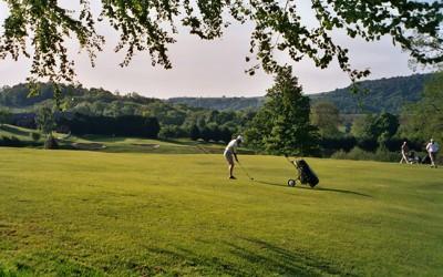Le golf de Clécy à 15 minutes