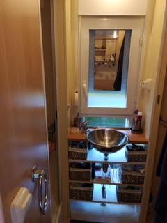 mobile home a vendre salle de bain 2